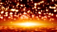 Sparkle Particle Flicker Background