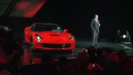A sparkling new Corvette with as much Italian lines as American dash kicks off the annual North American Auto Show the first makeover in eight years...
