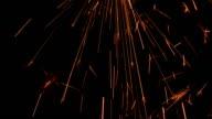 Sparks Falling