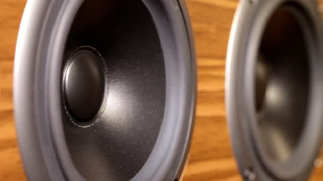Lautsprecher-detail