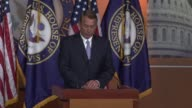 Speaker of the House John Boehner says that immigration laws need to be enforced