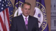 Speaker of the US House of Representatives John Boehner says the House will write its own immigration reform bills no matter how the Senate votes...