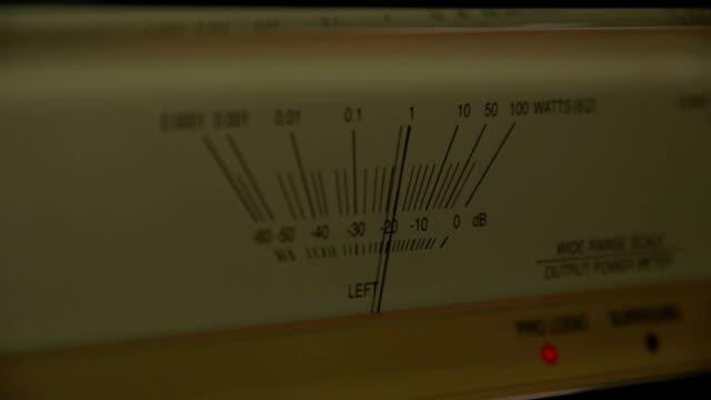 Speaker Output Meter
