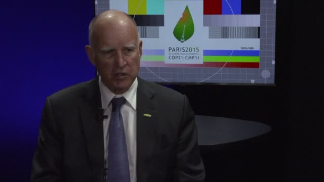 Speaking on the sidelines of the COP21 California Governor Jerry Brown said on Tuesday that it was important that a first step be made with a deal...