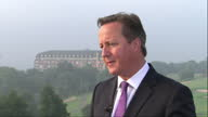 Speaking to Sky News from the NATO summit in Wales David Cameron has told Sky News he will squeeze out the Islamic State terror group no matter what...