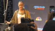 Special Head arrives to America's Got Talent at Celebrity Sightings in New York Special Head arrives to America's Got Talent at on July 24 2013 in...
