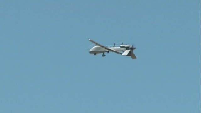 Special report on alShabaab 762010 / T07061022 Arizona Unmanned drone in flight