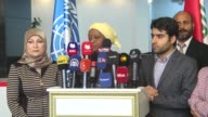 N Special Representative on Sexual Violence in Conflict Zainab Bangura and accompanied delegation meet with Kurdistan Regional Government officials...