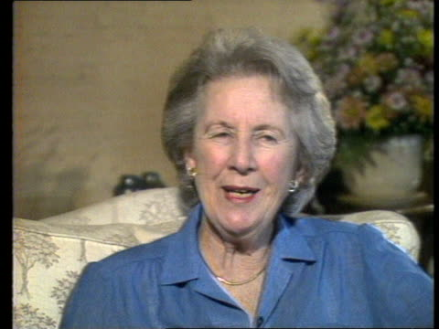 Report on the background to Mandela's release Intvw Helen Suzman