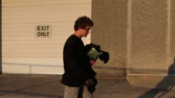 Speck Wildhorse Mellencamp son of American rock star John Mellencamp and supermodel Elaine Irwin walks out of the Monroe County Jail where he's...