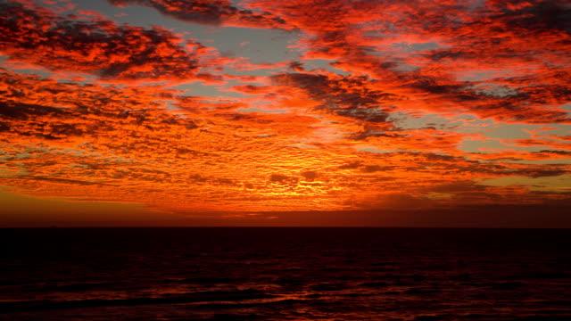 Spectacular Sunrise from Virginia Beach VA