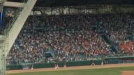WS HA PAN Spectators filling up Estadio Latinoamericano / Havana, Cuba
