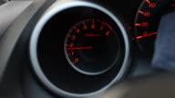 speed meter digital dial car