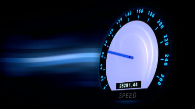 speedometer , driver