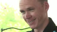 Spending 11 days in the yellow jersey is taking its toll on Chris Froome but the Kenyan born Briton is beginning to finally accept he will be crowned...