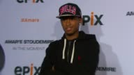 Spenzo at EPIX Premiere Of Amare Stoudemire IN THE MOMENT at Marquee on April 18 2013 in New York New York