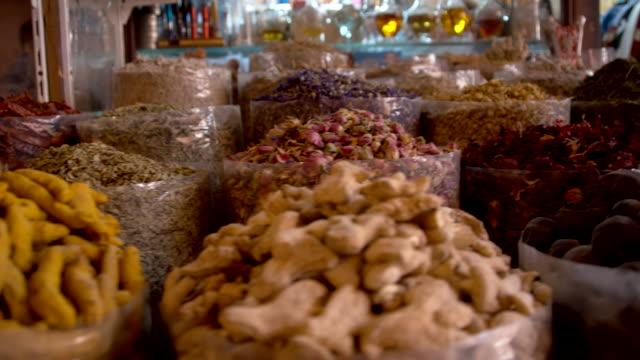 Spice market in Dubai