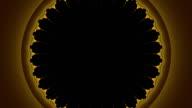 Spinnennetz Fraktal-hd-video