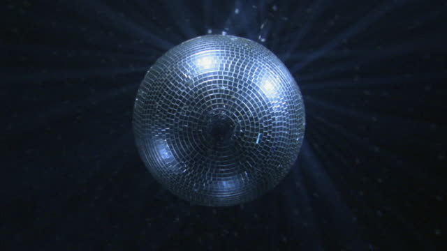 FOCUSING, MS, LA, Spinning disco ball