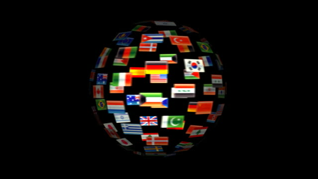Spinning flag loop (HD 720)