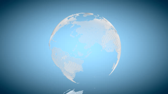 HD filatura mondo-concetto