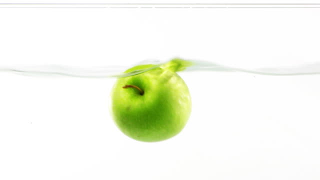 Splashing Apple ..