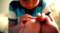 Splinter in my finger