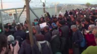 UNHCR spokesman Babar Baloch says the UN agency is hearing worrying reports that the Macedonian authorities are only allowing people from Syria or...