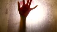 Spooky hand (shadows)