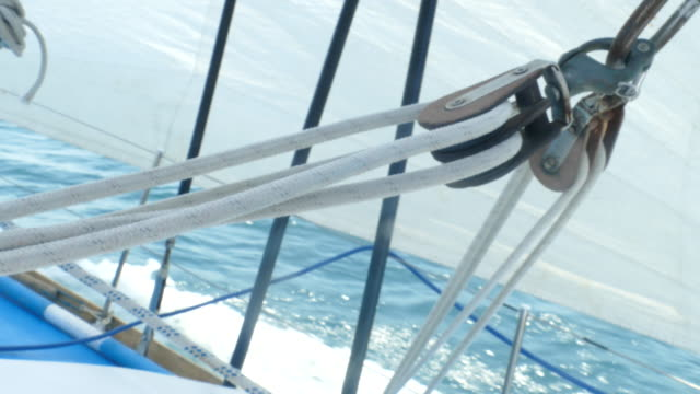 sports rigging for sailing yachts