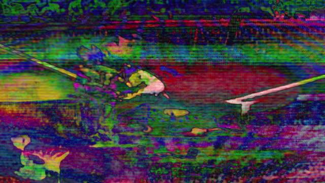 Sports TV noise (Loop).