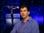 Winter Olympics Vote Rigging Allegations ITN Haig Oundjian interviewed SOT It is art and it is sport