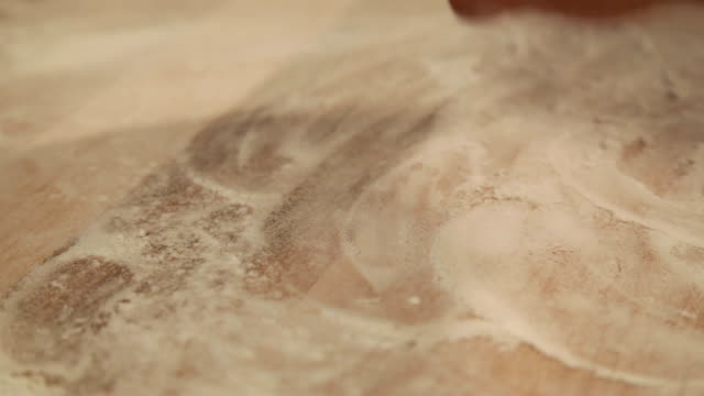 Spreading Flour