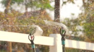 Sprinkler (Super Slow Motion)