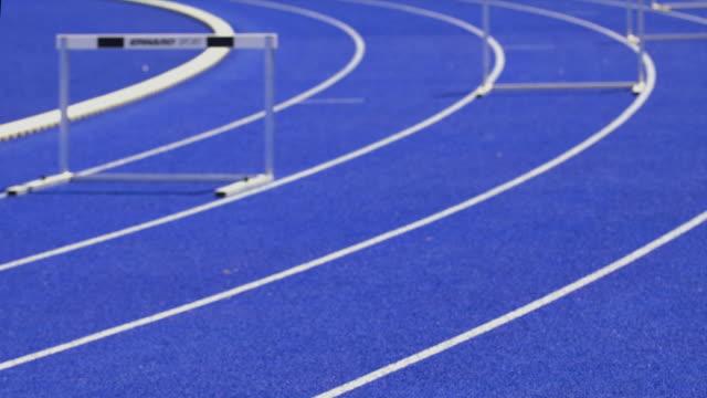 HD corsa Sprint ostacolo per le donne