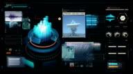 Spy Agency GUI for NSA and FBI