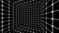Square 3-D grid