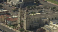 WS AERIAL St Augustine Cathedral / Tucson, Arizona, United States