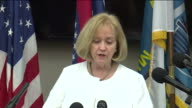 KTVI St Louis Mayor Lyda Krewson on Protests Violence Vandalism after Circuit Judge Timothy Wilson acquitted 36yearold Jason Stockley a white former...
