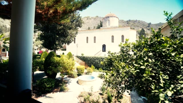 St. Neophytos Monastery Cyprus