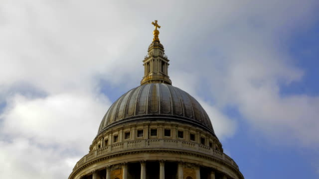 St Pauls Dome Timelapse