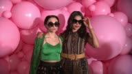 "Stacey Bendet Freida Pinto at Alice Olivia by Stacey Bendet ""Eyewear is Art"" Launch in Los Angeles CA"