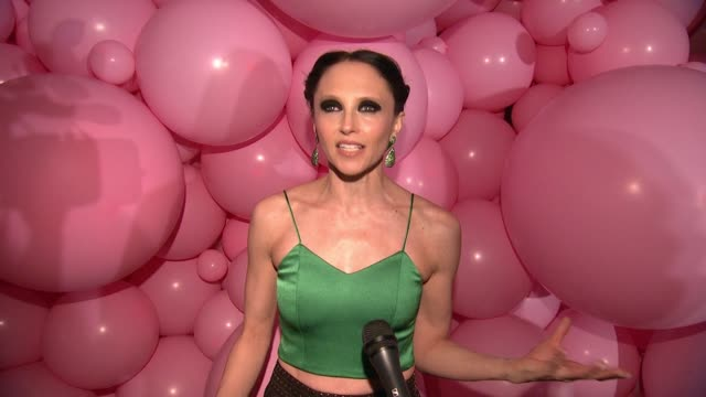 "INTERVIEW Stacey Bendet on what inspired her to launch eyewear talks about the eye candy installation at Alice Olivia by Stacey Bendet ""Eyewear is..."