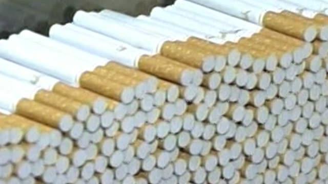 KSWB Stack of Cigarettes