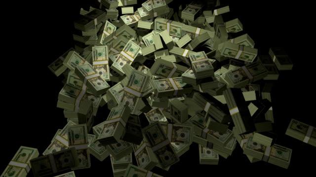 Stapel von Bargeld