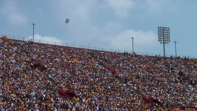 Stadium Crowd Angle