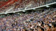 Stadion Menschenmenge