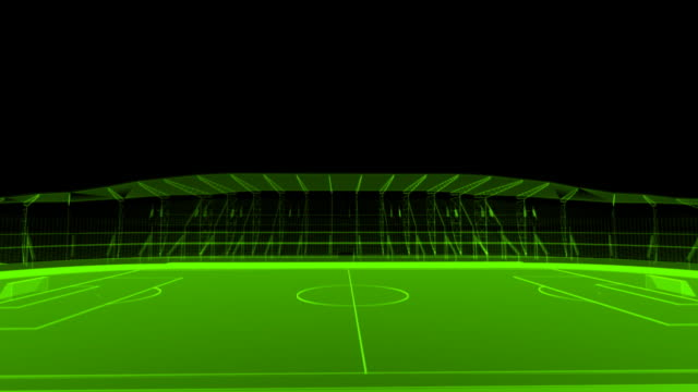 Stadium Hologram