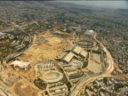 Stadiums forming the Athens Olympic Sports Complex in construction 2004 Olympic Games Athens Olympic Sports Complex