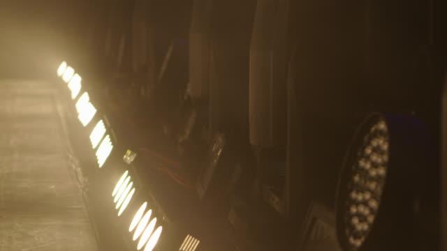 Stage LED Light White Strobe